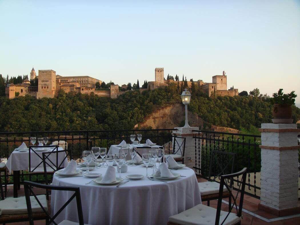 Mejores restaurantes de Granada