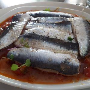 moraga de sardina