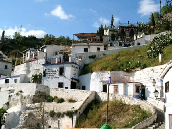 cuevas del sacramente en Granada
