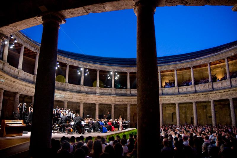 teatros espectáculos en Granada