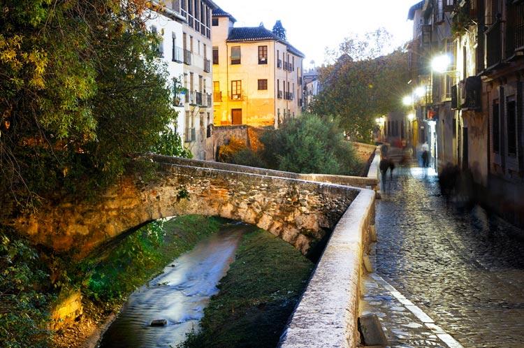 albaycin qué visitar en Granada