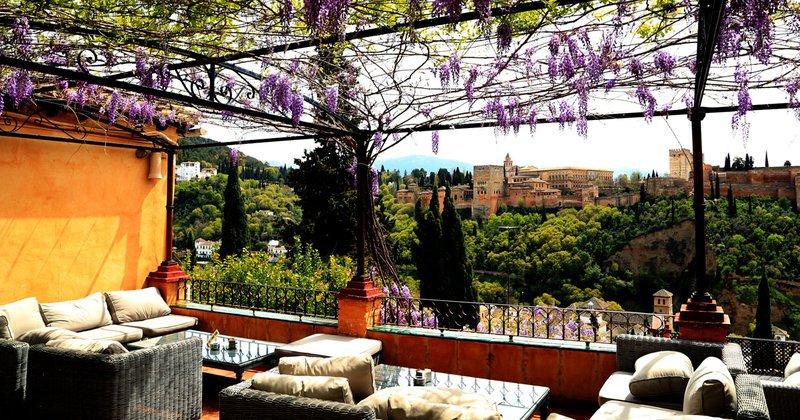 restaurante qué ver en Granada en un día