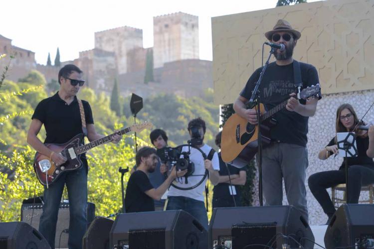 conciertos de música en Granada