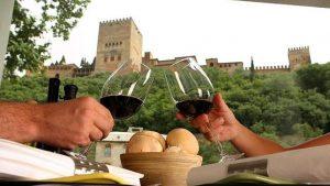 Restaurantes con música en Granada