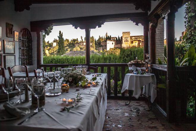 los mejores sitios para comer en Granada