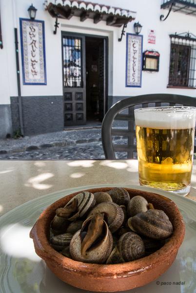 mejores zonas de tapas en Granada