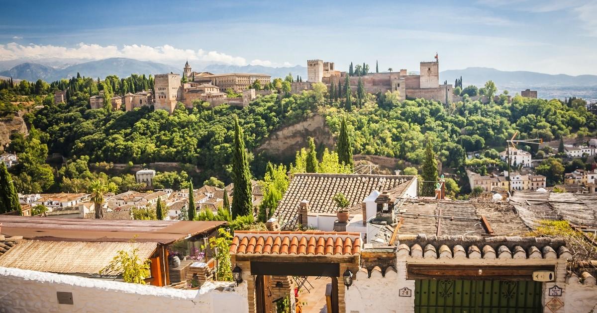 Qué ver en Granada en un día y Qué ver en Granada en dos días
