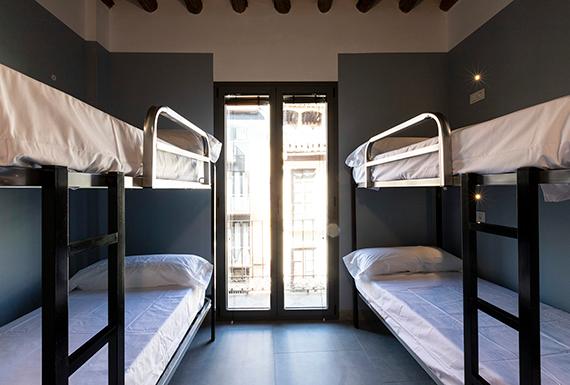Habitacion4camas_ventana